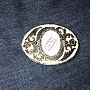 Accessories - customizable belt buckle made in the USA